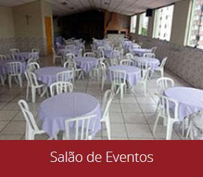 salão de eventos para locação
